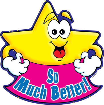 So Much Better! - Image Clip Art