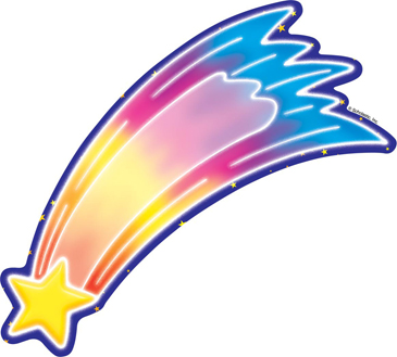 Shooting Star - Image Clip Art