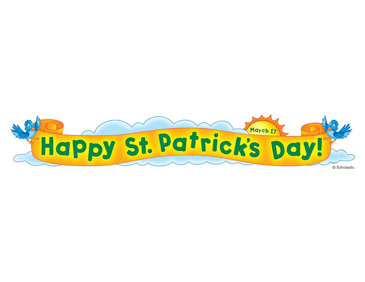 St. Patrick's Day - Image Clip Art