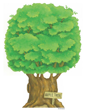 Apple Tree - Image Clip Art