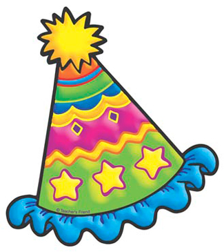 Party Hat - Image Clip Art