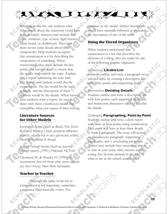 Good Thesis Statement Examples For Essays See Inside Image What Is The Thesis Statement In The Essay also High School Essays Samples Enumeration Nonfiction Writing Leveled Graphic Organizers  Sample High School Admission Essays