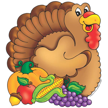 Thanksgiving Turkey - Image Clip Art