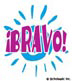 Bravo!: Mini-Sticker - Image Clip Art