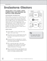 pre writing graphic organizer This graphic organizer is versatile and can be used for brainstorming, pre-writing, vocabulary building, and much more included is a variation that includes a space to write a paragraph using the information generated and recorded on the concept map.
