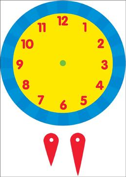 photo regarding Clock Template Printable called Analog Clock Template Printable Clroom Manage