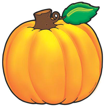 picture regarding Printable Pumpkin Pictures named Orange Pumpkin Printable Clip Artwork and Illustrations or photos