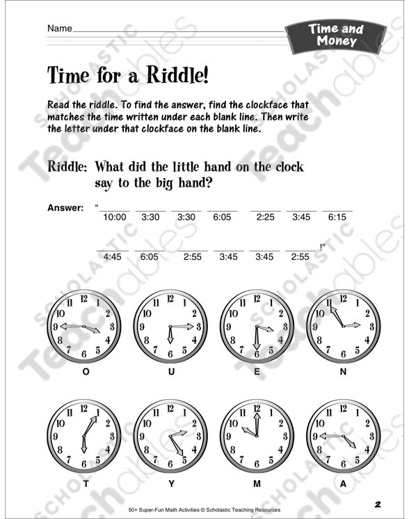 photograph about Printable Riddles identified as Riddle Option Period