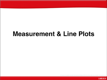 Line Plots: Math Lesson - Printable Worksheet