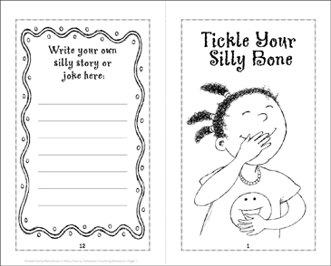 Tickle Your Silly Bone - Printable Worksheet