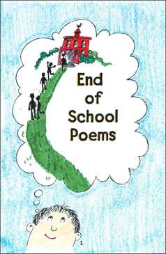 End of School Poems - Printable Worksheet