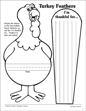 graphic regarding Turkey Feather Printable identified as Turkey Feathers: Behavior Printable Arts, Crafts and Abilities