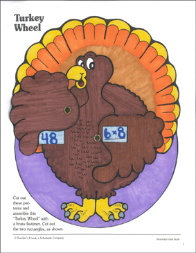Turkey Feathers Pattern Printable Arts Crafts And Skills Sheets