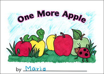 One More Apple - Printable Worksheet