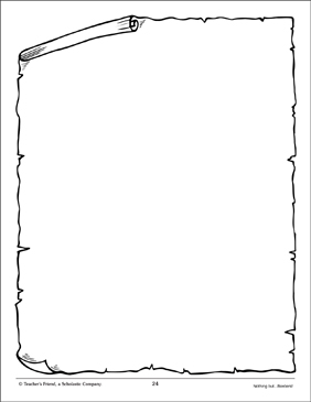 picture relating to Parchment Paper Printable called Parchment Paper: Structure Paper Website page Printable Unlined