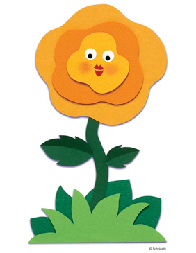 Yellow Flower - Image Clip Art