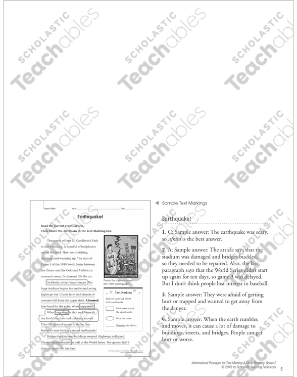 Cause And Effect Grade 4 Collection Printable Leveled Learning. See Inside. Worksheet. 2nd Grade Cause And Effect Worksheets At Clickcart.co