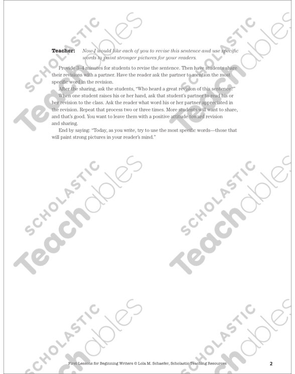 Proofreading Grade 2 Collection Printable Leveled Learning Collections