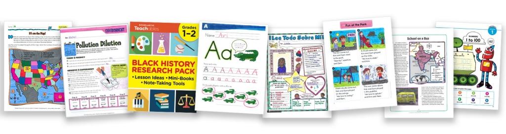 Grade 2 Reading Worksheets & Activities From Scholastic
